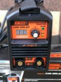 Invertor de Sudura DNIPRO -258-Tehnologie IGBT
