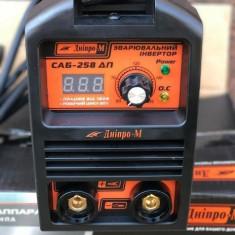 Invertor de Sudura DNIPRO -258-Tehnologie IGBT - Invertor sudura