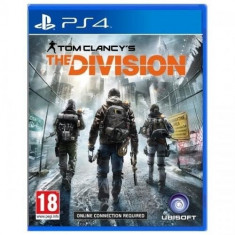 Tom Clancy's - The Division - PS4 PlayStation 4 [Second hand] - Jocuri PS4, Shooting, 3+, Single player
