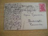CAB9 - CARTE POSTALA FOARTE VECHE - EXPEDIATA DIN POLONIA IN ANUL 1931, Circulata, Printata