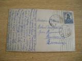 CAB9 - CARTE POSTALA FOARTE VECHE - EXPEDIATA DIN POLONIA IN ANUL 1932, Circulata, Printata