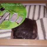 Wellness-Set 4 produse baie,Nou,import Germania