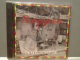 THE ROOTS OF REGGAE - V. ARTISTS (1991/MUSIC CLUB/UK) - CD ORIGINAL/Sigilat/Nou