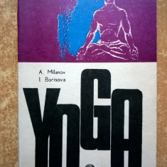 A. Milanov, I. Borisova - Yoga