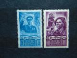 L.P.285  ZIUA MINERULUI  ANUL 1951 SERIE MNH, Nestampilat