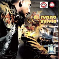 DJ Rynno & Sylvia – Fantasy Of Love (1 CD) - Muzica Dance roton