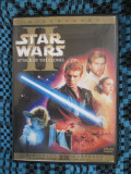 STAR WARS  II - ATACK OF THE CLONES (1 DVD FILM - cu SUBTITRARE IN ROMANA!)