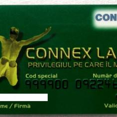 ROMANIA card Connex Land - PENTRU COLECTIONARI ** - Cartela GSM