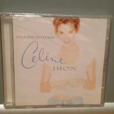CELINE DION - FALLING INTO YOU (1996/SONY/AUSTRIA) - CD ORIGINAL/NOU/SIGILAT - Muzica Pop sony music