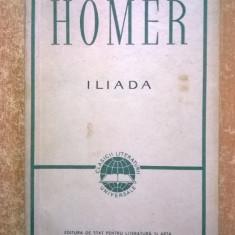 Homer – Iliada {Trad. George Murnu} - Roman