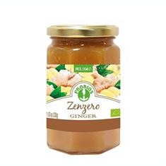 Gem Bio de Ghimbir Fara Zahar Gluten Probios 330gr Cod: 8018699022182 - Conserve