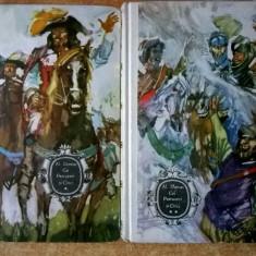 Alexandre Dumas – Cei patruzeci si cinci {2 volume, Col. Dumas} - Carte de aventura