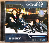 StandUP ‎– 2080 (1 CD), a&a records romania