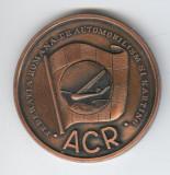 ACR - Automobilism Club Roman - karting-  Aeromodelism Medalie AVIATIE
