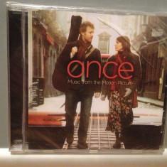 ONCE - ORIGINAL SOUNDTRACK (2007/SONY/UK) - CD ORIGINAL/Sigilat/Nou - Muzica Pop sony music