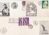 Bnk fil Lot 4 plicuri ocazionale C Brancusi, Romania de la 1950, Oameni