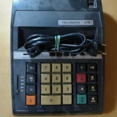 Calculator Vintage Triumph 1216 - Calculator Birou