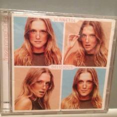 JEANETE - DELICIOUS (2001/POLYDOR/GERMANY) - CD ORIGINAL/NOU/SIGILAT - Muzica Pop