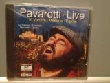 PAVAROTTI - LIVE in VERONA/MODENA....(1986/DECCA/RFG) - CD ORIGINAL/Sigilat/Nou, decca classics