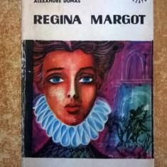 Alexandre Dumas - Regina margot - Carte de aventura