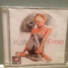 KATE RYAN - FREE (2008/SPINNIN REC/GERMANY) - CD ORIGINAL/NOU/SIGILAT, universal records