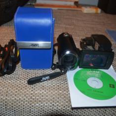 JVC Everio GZ-MS 110BE SD HD stare excelenta - Camera Video