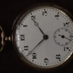 Ceas de buzunar, argint, Orta - Ceas de buzunar vechi
