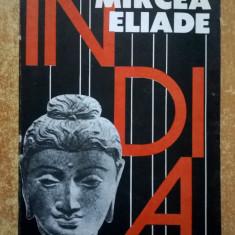 Mircea Eliade - India - Biografie