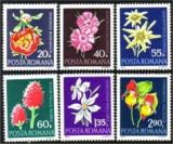 1972 Romania ,LP 794 - Flori rare, monumente ale naturii-MNH, Flora, Nestampilat