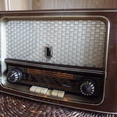 Radio pe lampi MINERVA Minion 3 - Aparat radio