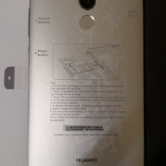 Huawei Mate 9 IMPECABIL MHA-L29 4GB-64GB - Telefon Huawei, Argintiu, Neblocat, Dual SIM, Octa core