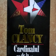 Tom Clancy - Cardinalul de la Kremlin {v} - Carte politiste