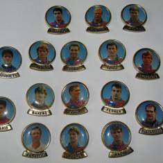 Lot 16 insigne fotbal - FC BARCELONA - Insigna fotbal