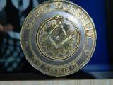 Medalie masonică fff rară