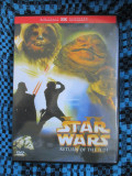 STAR WARS VI - RETURN OF THE JEDI (1 DVD FILM - cu SUBTITRARE IN ROMANA!)