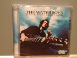 THE WATERBOYS - A ROCK IN THE .....(2000/RCA/GERMANY) - CD ORIGINAL/NOU/SIGILAT