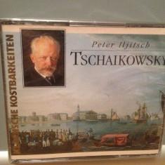 TCHAIKOWSKY - GREAT WORKS -3CD BOX (1996/DAS/GERMANY) - CD ORIGINAL/Sigilat/Nou - Muzica Clasica emi records