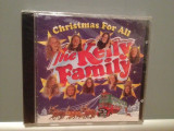 THE KELLY FAMILY - CHRISTMASS FOR ALL(1994/EMI/Holland)- CD ORIGINAL/NOU/SIGILAT, emi records