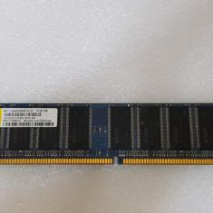 Memorie Elixir 1GB DDR 400MHz PC3200 M2Y1G64DS8HB1G-5T - poze reale - Memorie RAM