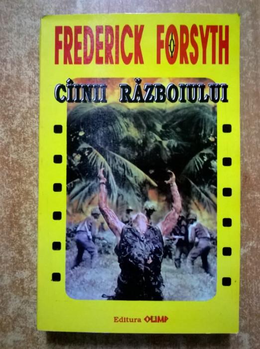 Frederick Forsyth - Ciinii razboiului