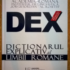 Dex Dictionarul explicativ al limbii romane {2016}