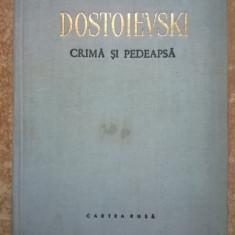 F. M. Dostoievski - Crima si pedeapsa - Roman