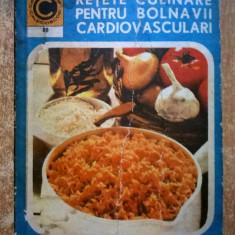 Retete culinare pentru bolnavii cardiovasculari {Col. Caleidoscop}