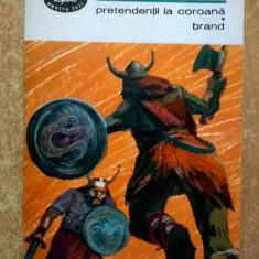 Henryk Ibsen – Pretendentii la coroana * Brand - Carte Teatru