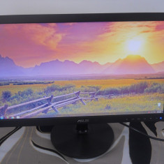 Monitor LED ASUS VS228NE 22 inch, 5 ms., DVI, 1920 x 1080