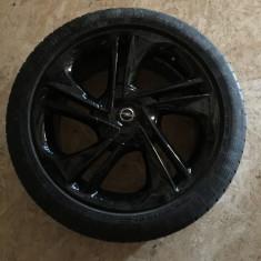 "Jante +cauciucuri 17""Opel Corsa D - Janta aliaj, Numar prezoane: 4"