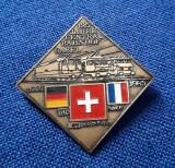 Insigna tema feroviara - locomotive - cai ferate - cfr