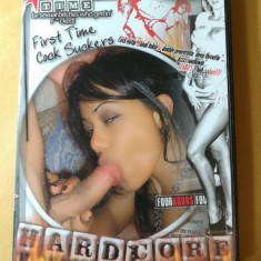 Film XXX DVD First Time Cock Suckers (ROB) - Filme XXX