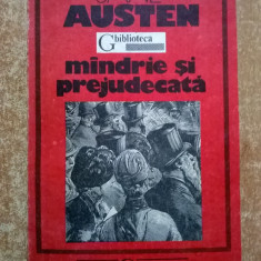 Jane Austen – Mandrie si prejudecata - Roman