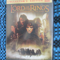 THE LORD OF THE RING 1 - THE FELLOWSHIP OF THE RING (1 DVD FILM SUBTIT. ROMANA!)